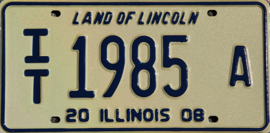 License Plate Number Tooltip Content - Illinois Tollway